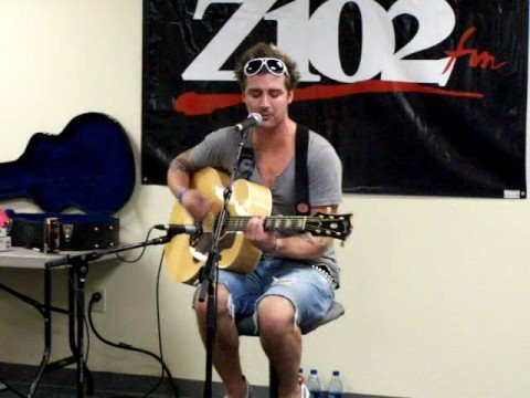 Secondhand Serenade Fall For You Live Acoustic and Interview