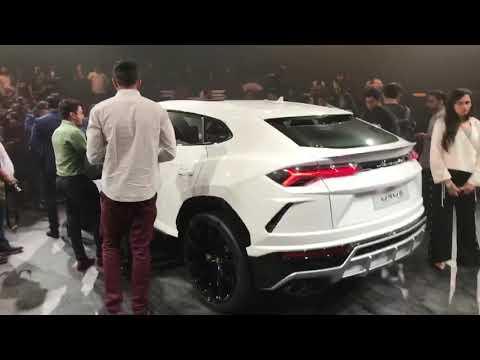 Lamborghini Urus India Launch