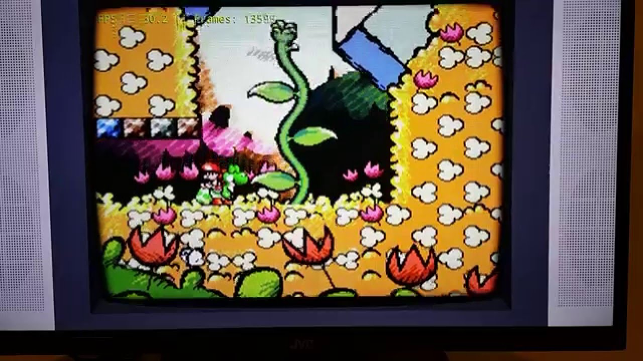 Amazon Fire TV Stick w/ Retroarch w/ 8bitdo SNES30 / SNES Emulation Yoshi's  Island