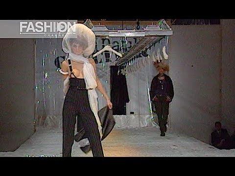 JEAN PAUL GAULTIER Fall 2002 2003 Paris – Fashion Channel