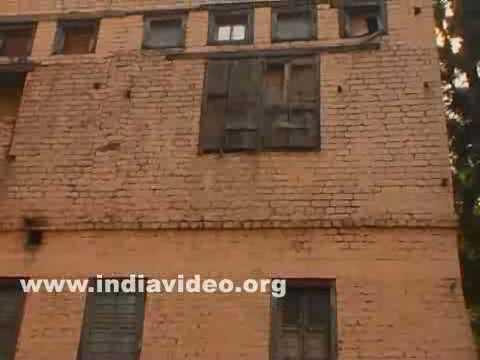 Bullet marks on the walls of Jallianwala Bagh, Amritsar