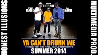 Adrian Dutchin ft. Future Fambo & Kapa Shanti - Ya Can