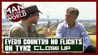 "Graham Hughes - ""The Thinking Woman's Indiana Jones"" | NZTV Close Up Interview | Jan 2012"