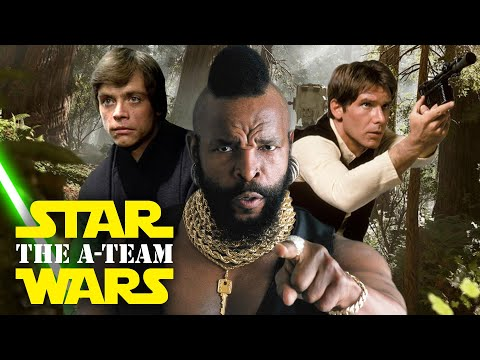 Star Wars - The A-Team