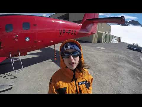 60 second Antarctic science