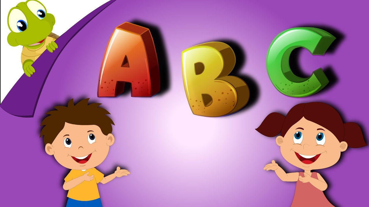 Abc Alphabets Letters And Words Phonics Song Youtube