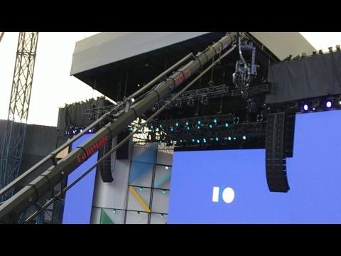 Google I/O 2017 Begins!