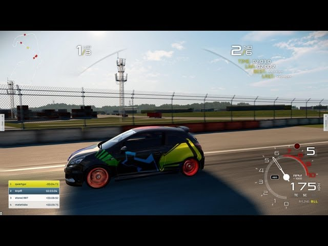 Auto Club Revolution Gameplay - Best Moments on Online 1# HD [PC]