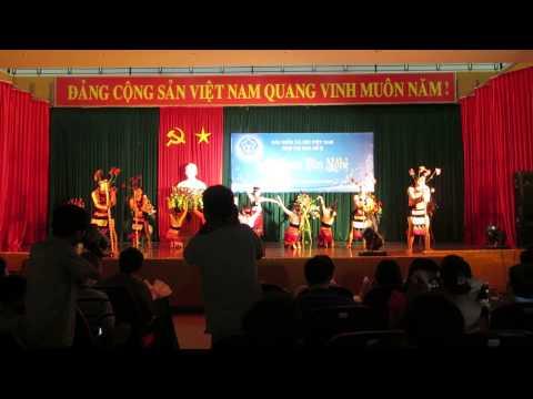 Múa Âm vang Tây Nguyên