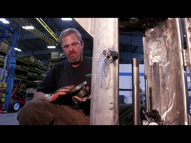 How to Properly Adjust Impeller for Vertical Industrial Turbine Pumps