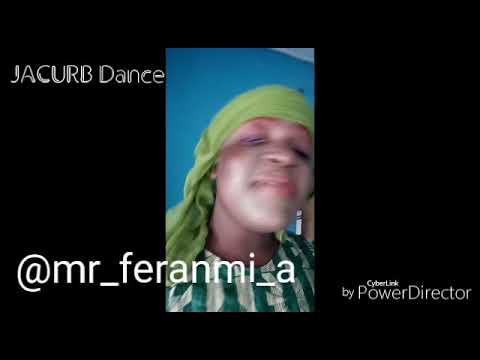 Mc galaxy jacurb official dance video by Mr Feranmi