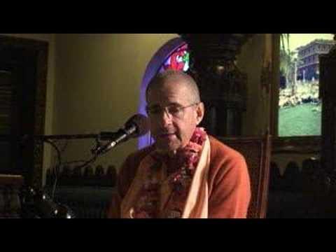 Giriraj Swami - Lecture - Taking Shelter of Devotees