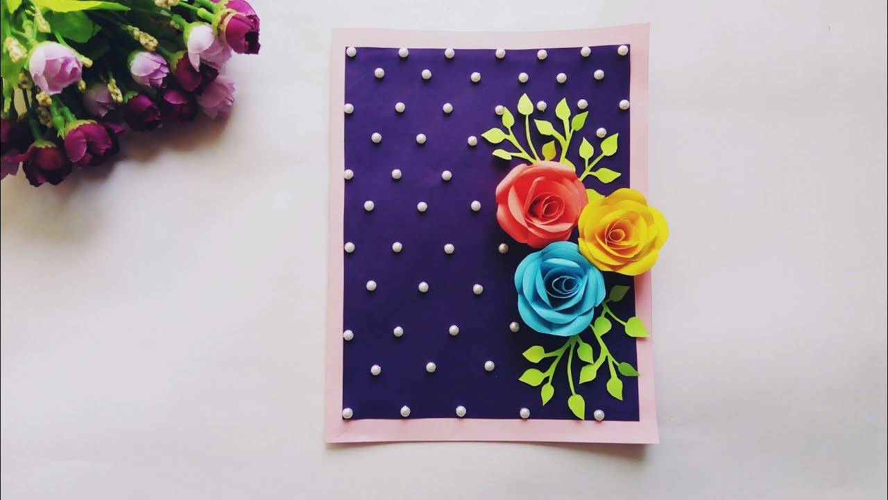 how to make anniversary card for parents  anniversary