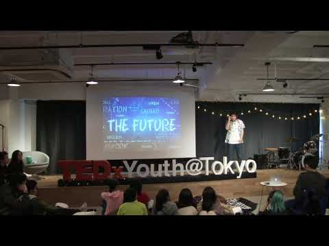 How passion leads to success | Ryo Kamibayashi | TEDxYouth@Tokyo