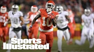 Chiefs Make Statement In 21-13 Win Over Raiders   SI Wire   Sports Illustrated