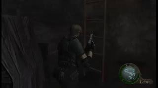 Jugando Resident evil 4 parte 4