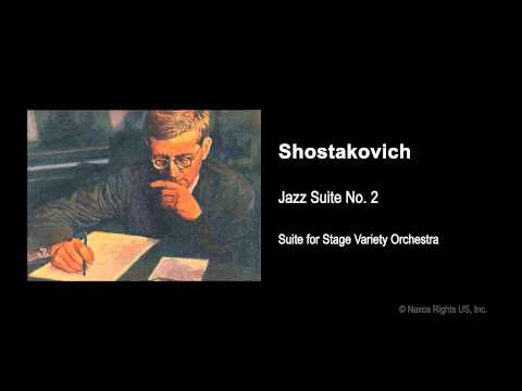Dmitry Yablonsky  |  Shostakovich: Jazz Suite No. 2, Suite for Stage Variety Orchestra