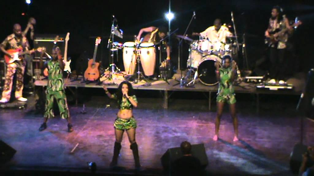 Neyma Live At The 2011 Marrabenta Music Festival Mozambique Youtube