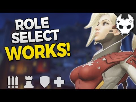 Overwatch - Role Select WILL Work! - Here's how it needs to be done
