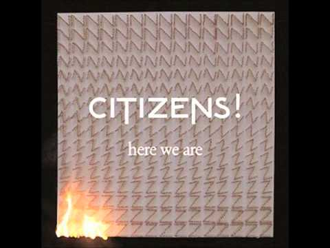 Клип Citizens! - Nobody's Fool