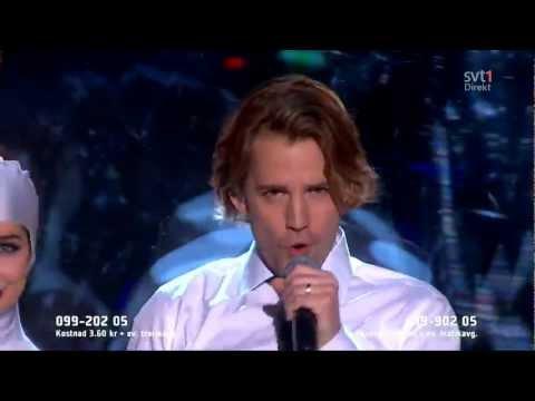 Martin Rolinski - In and Out of Love @ Melodifestivalen 2013