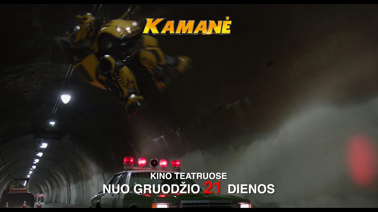 KAMANĖ klipas