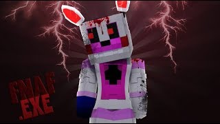 MINECRAFT.EXE - FNAF Babies vs FUNTIME FREDDY.EXE (Minecraft FNAF Daycare Roleplay)