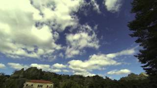 TriCopter doing flips and rolls in Avila Spain