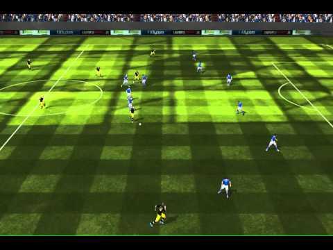 FIFA 13 IPhone/iPad - FC Schalke 04 Vs. Bor. Dortmund