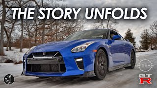 Nissan GT-R R35 | The End Complete