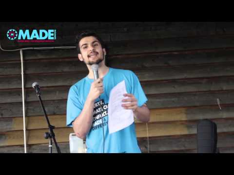 Identity, Social Justice and Islam || Spoken Word || MADE in Europe