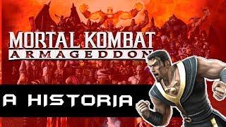A História de Mortal Kombat: Armageddon