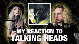 Metal Drummer Reacts: Talking Heads by Northlane