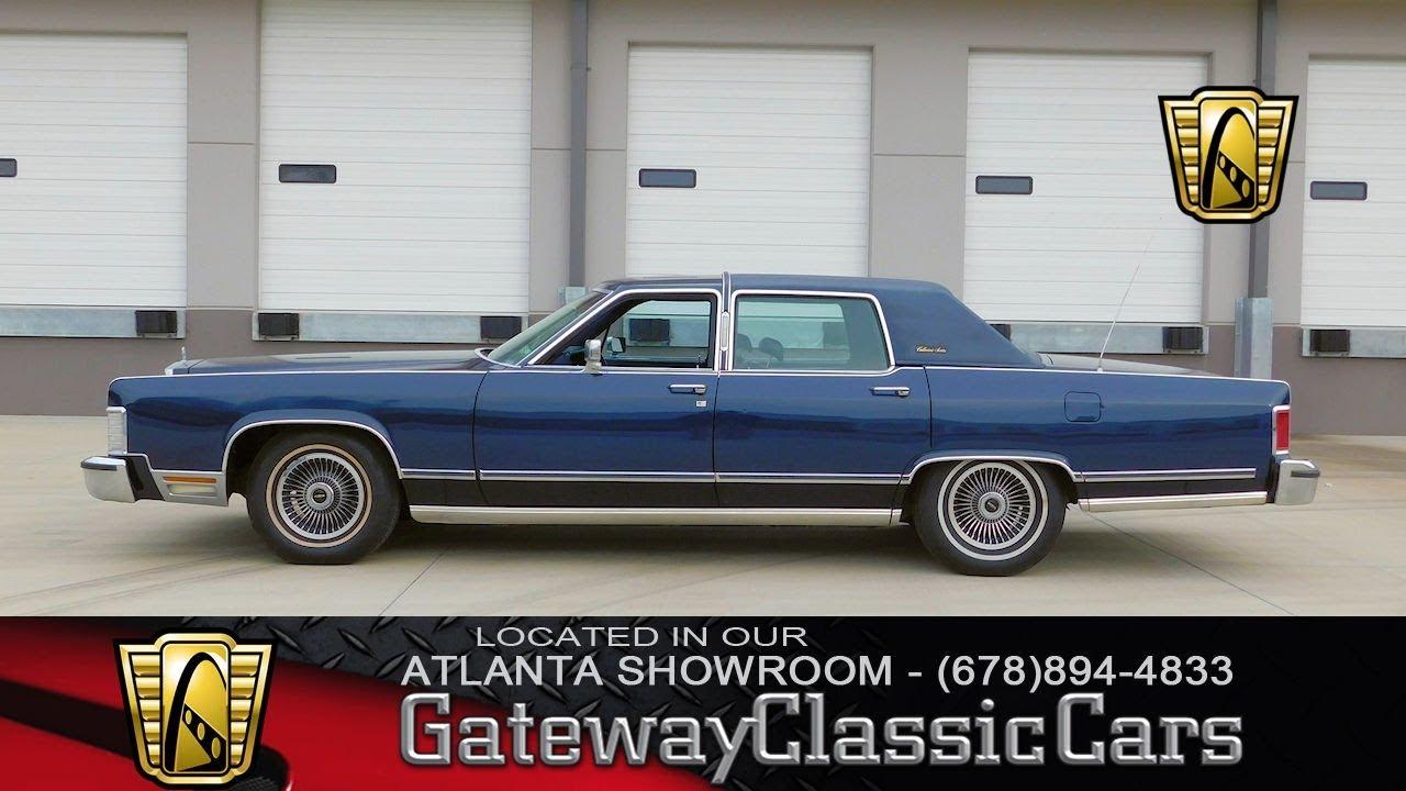 1979 Lincoln Continental - Gateway Classic Cars of Atlanta #593