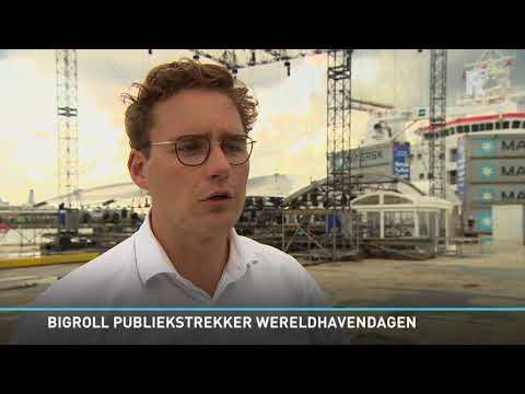 BigRoll, de publiekstrekker
