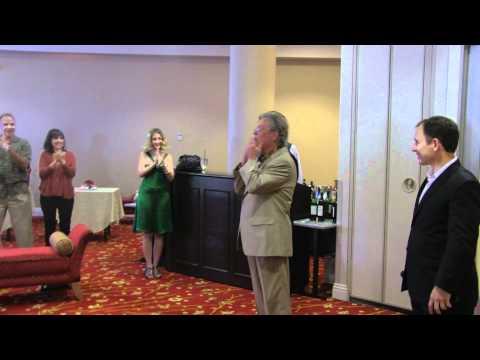 2011 Ventura Film Festival, Academy Award winner George Chakiris, Golden Globe winner Russ Tamblyn