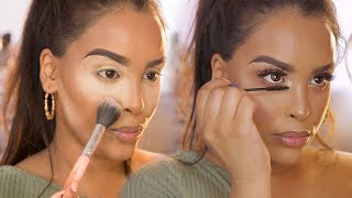 BROWN GIRL/ DARK SKIN MAKEUP HACKS TIPS & TRICKS| NikkisSecretx