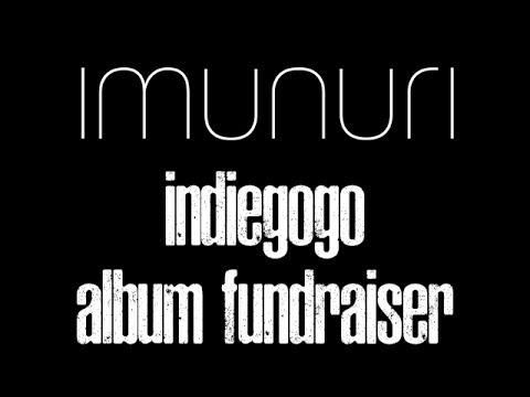 IMUNURI - LP IndieGoGo Campaign