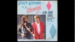Jürgen Renfordt & Denise -- Kein Wort Zuviel