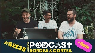 USP S2E38 - Ulei de Cockos Un simplu podcast cu Bordea si Cortea
