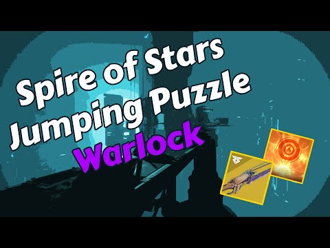 Spire of Stars | Jumping Puzzle Skip as Warlock