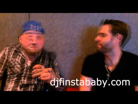 DJ Finsta Baby Interviews DJ James Anthony