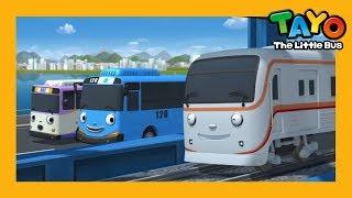 Tayo Phần đặc biệt l #4 Một chuyến đi đến thành phố l Phim hoạt hình cho trẻ em