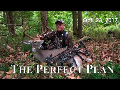 The Perfect Plan, Public Buck | Midwest Whitetail
