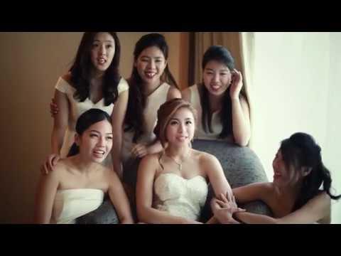 Wai Kian & Bernadette Wedding (Full)