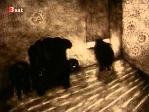 The Metamorphosis of Mr. Samsa: A Wonderful Sand Animation of the Classic Kafka Story (1977)