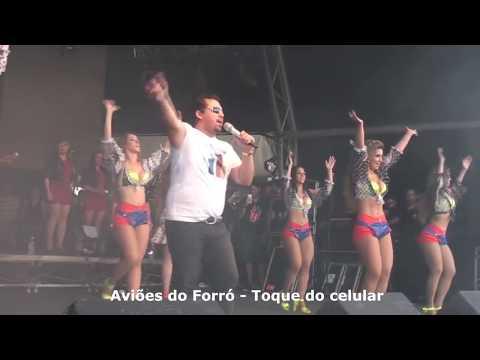Aviões do Forró - Toque do Celular Ao Vivo Arena Bahia