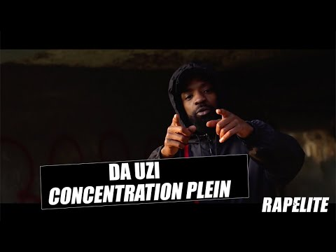 Da Uzi - Concentration Plein