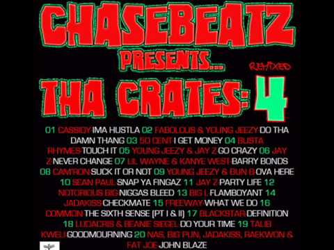 CB REMIX BUSTA RHYMES-Touch It (THA CRATES VOL. 4)