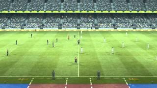 PES 2013 First Demo - Unlock tool : stadium switch preview